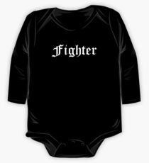 Fighter Kids Clothes