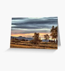 Once Upon A Sky Greeting Card
