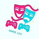 Gamers life by SueAnnApparel