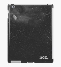 Nox. iPad Case/Skin