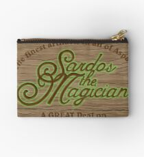 Sardos the Magician Zipper Pouch