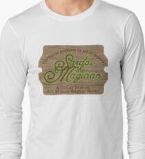 Sardos the Magician Long Sleeve T-Shirt