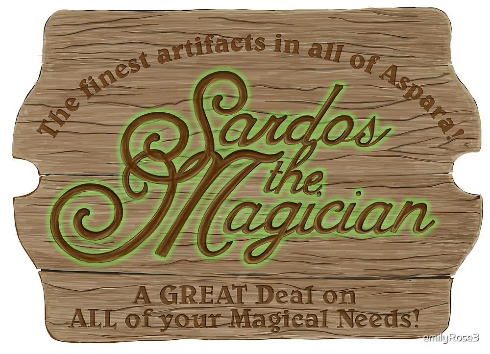 Sardos the Magician by emilyRose3