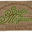 Sardos the Magician by emilyRose3