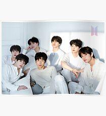 BTS Tear - 2019 Gruppenfoto Poster