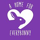 A Home for EveryBunny Logo by Home4EveryBunny