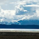 Chilkat Mountains by AdrianeH