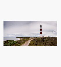 Tarbat Ness Lighthouse, Scotland Photographic Print