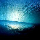 Deep Blue - Northern Beaches by Alex Marks