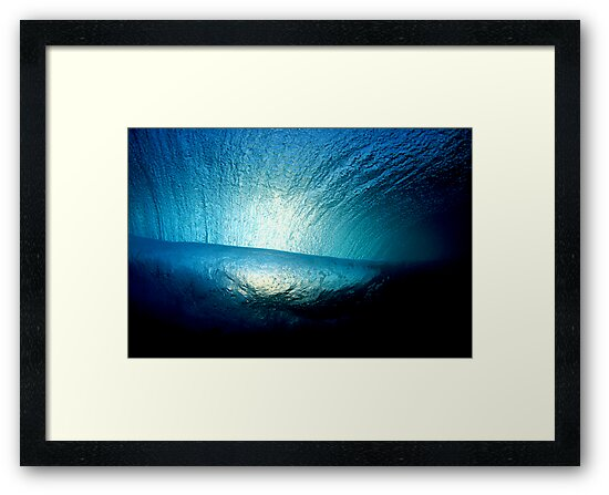 Deep Blue - Northern Beaches by Alex Marks