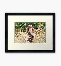 Pixie Framed Print