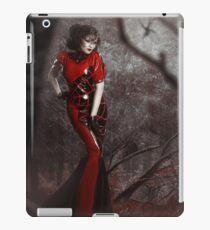 Red Widow iPad Case/Skin