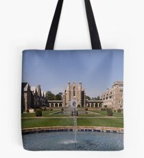 Ford Buildings Tote Bag