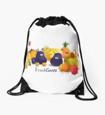 fruits tropicaux Sac à cordon
