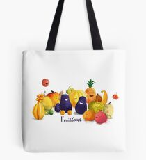 fruits tropicaux Tote bag