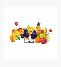 fruits tropicaux Impression photo