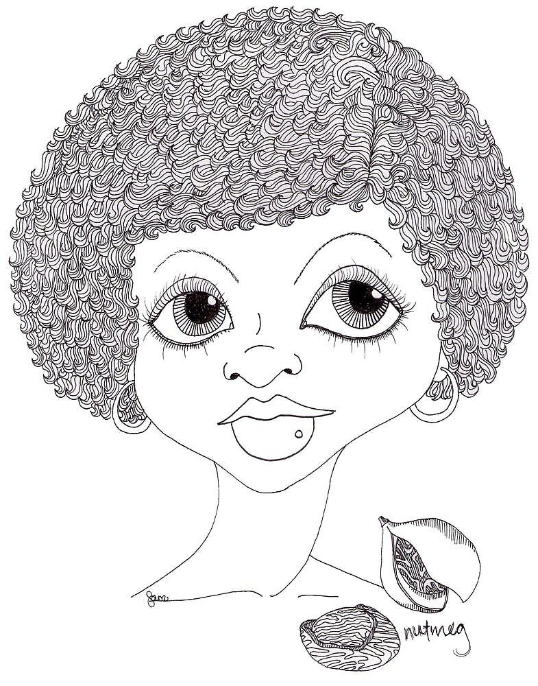 Nutmeg by Samantha Gilkes