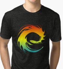 Colorful Eragon Tri-blend T-Shirt