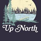 Up North Lake, Blue Spruce by GreatLakesLocal