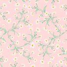 Ochsenauge (Pink) von heatherlandis