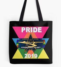 Pride 2019 SWF logo Tote Bag