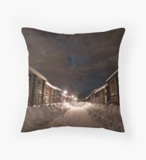 Skellefteå Bonnstan Throw Pillow