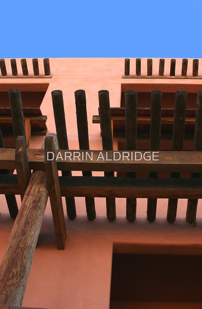 Desert Dwellings by DARRIN ALDRIDGE