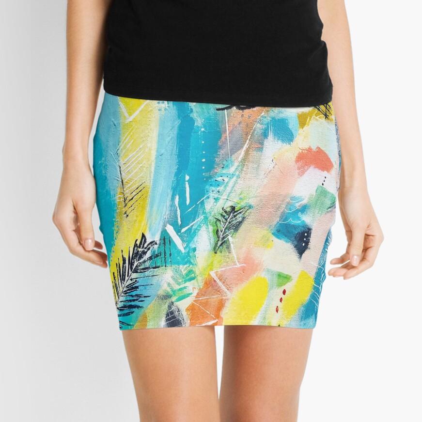 Cool Summer Mini Skirt
