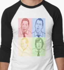 The Jokers Baseball ¾ Sleeve T-Shirt