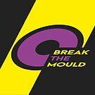 Pride Stripe: Break The Mould by Kavaeric