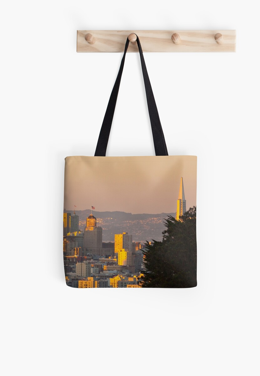SF Skyline by fitch
