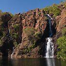 Wangi Falls by Adrian Lord