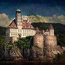 Castle Schoenbuehel by Kurt  Tutschek