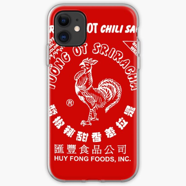 Year of the Fire Rooster iPhone 11 case