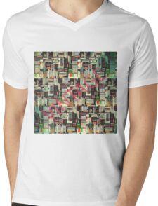 vintage  2 Mens V-Neck T-Shirt