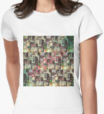 vintage  2 Women's Fitted T-Shirt