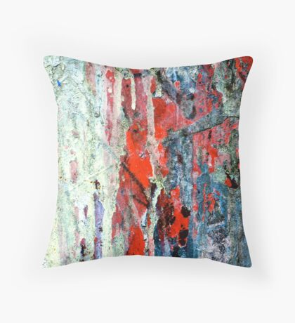 Uncontained - III Throw Pillow