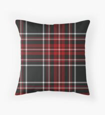 Plaid Throw Pillow