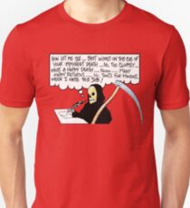 Not So Grim Reaper 2 Unisex T-Shirt