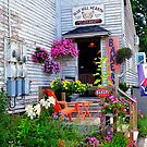 Blue Hill Bakery, Blue Hill, Maine by fauselr