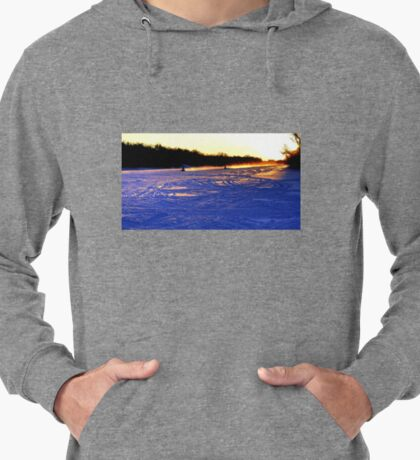 Fading into the Sunset Lightweight Hoodie