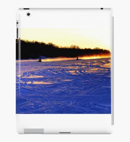 Fading into the Sunset iPad Case/Skin