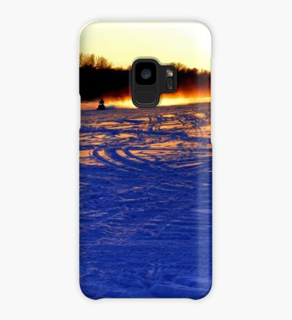 Fading into the Sunset Case/Skin for Samsung Galaxy