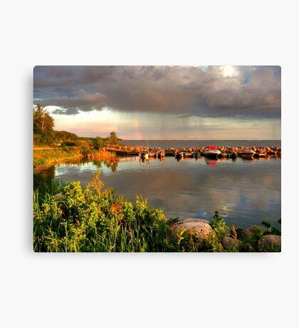 BALSAM BAY  Canvas Print