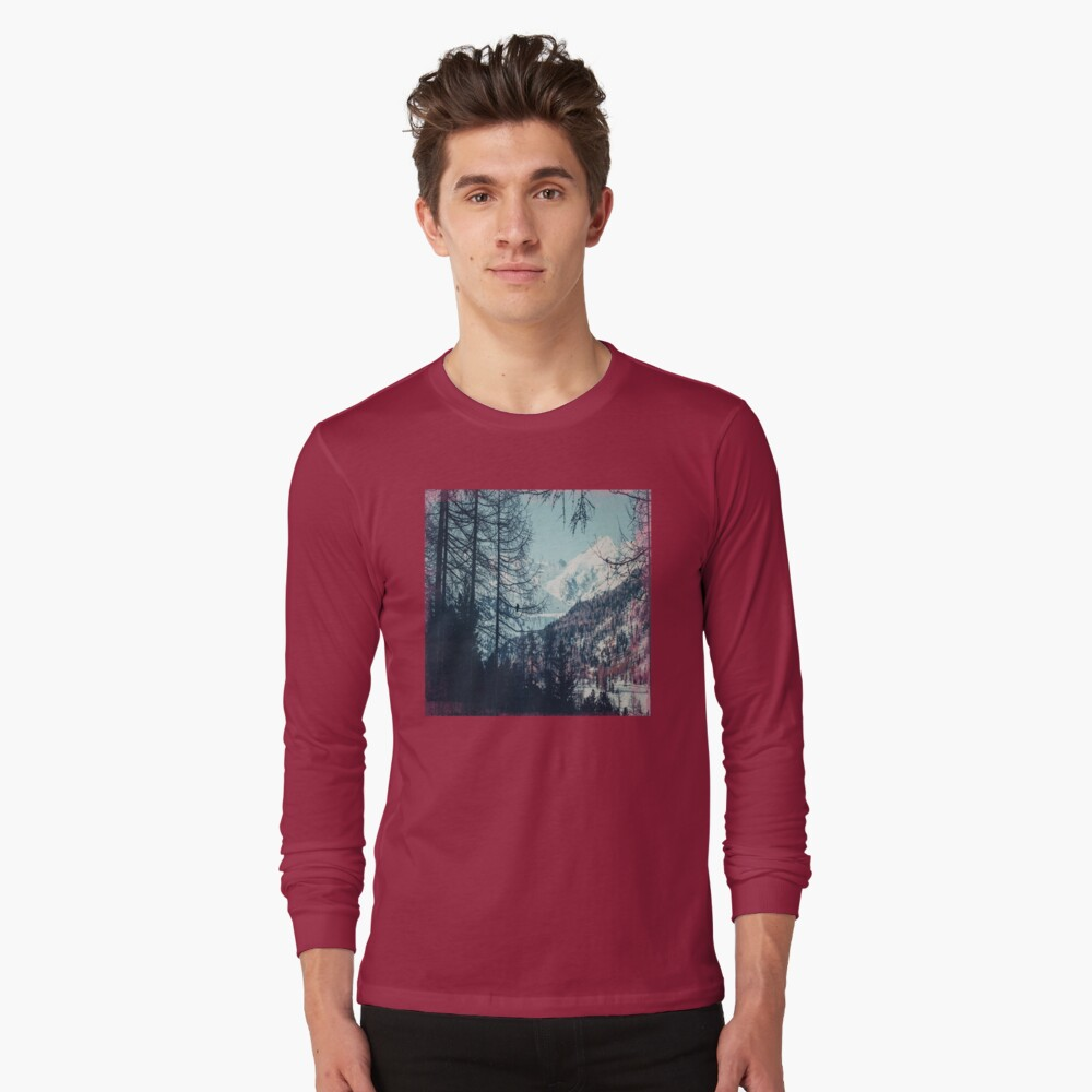 Please Come Back Long Sleeve T-Shirt