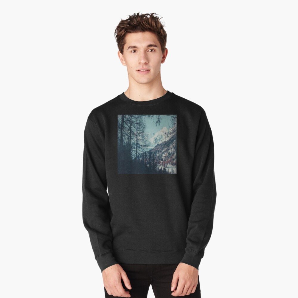 Please Come Back Pullover Sweatshirt