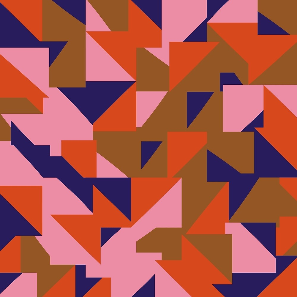 Atus Geometric and Modern Shapes by caligrafica