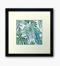 Rising Tropicana Framed Print