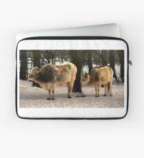 Brahman Cattle Laptop Sleeve