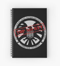 I Know, It's a Mouthful Spiral Notebook